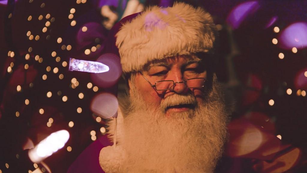 Viajar con niños en Navidad